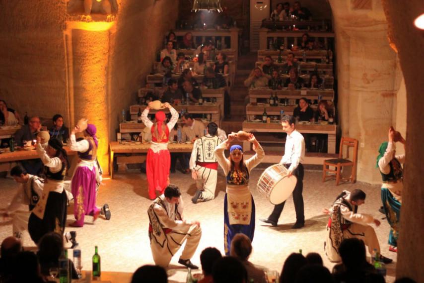TURKISH NIGHT SHOWS